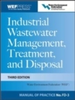 Обложка книги  - Industrial Wastewater Management, Treatment, and Disposal, 3e MOP FD-3