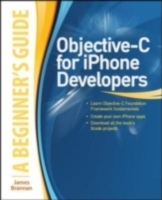 Обложка книги  - Objective-C for iPhone Developers, A Beginner's Guide