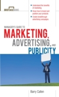 Обложка книги  - Managers Guide to Marketing, Advertising, and Publicity
