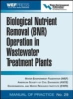 Обложка книги  - Biological Nutrient Removal (BNR) Operation in Wastewater Treatment Plants