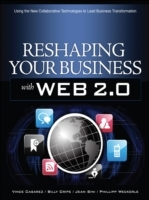 Обложка книги  - Reshaping Your Business with Web 2.0