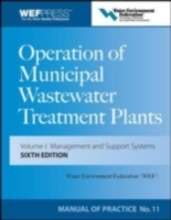 Обложка книги  - Operation of Municipal Wastewater Treatment Plants