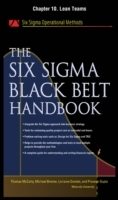 Обложка книги  - Six Sigma Black Belt Handbook, Chapter 10