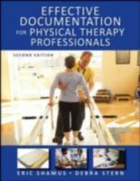 Обложка книги  - Effective Documentation for Physical Therapy Professionals, Second Edition