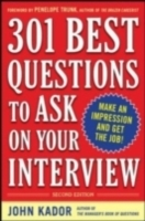Обложка книги  - 301 Best Questions to Ask on Your Interview, Second Edition