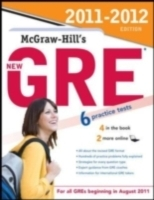 Обложка книги  - McGraw-Hill's New GRE, 2011-2012 Edition