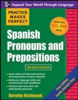 Обложка книги  - Practice Makes Perfect Spanish Pronouns and Prepositons 2/E (ENHANCED EBOOK)