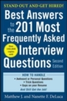 Обложка книги  - Best Answers to the 201 Most Frequently Asked Interview Questions, Second Edition