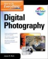Обложка книги  - How to Do Everything Digital Photography