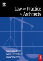 Обложка книги  - Law and Practice for Architects