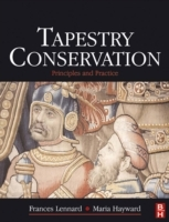 Обложка книги  - Tapestry Conservation: Principles and Practice