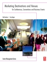Обложка книги  - Marketing Destinations and Venues for Conferences, Conventions and Business Events