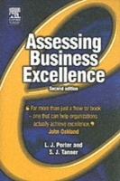 Обложка книги  - Assessing Business Excellence