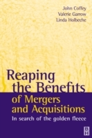 Обложка книги  - Reaping the Benefits of Mergers and Acquisitions