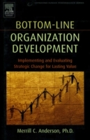 Обложка книги  - Bottom-Line Organization Development