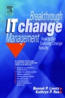 Обложка книги  - Breakthrough IT Change Management