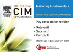 Обложка книги  - CIM Revision Cards 05/06: Marketing Fundamentals