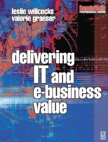 Обложка книги  - Delivering IT and eBusiness Value