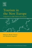 Обложка книги  - Tourism in the New Europe
