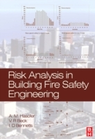 Обложка книги  - Risk Analysis in Building Fire Safety Engineering