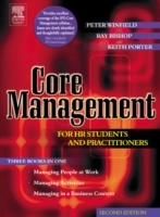 Обложка книги  - Core Management for HR Students and Practitioners