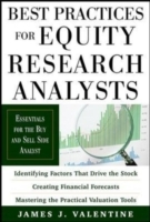 Обложка книги  - Best Practices for Equity Research Analysts: Essentials for Buy-Side and Sell-Side Analysts