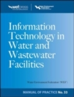 Обложка книги  - Information Technology in Water and Wastewater Utilities, WEF MOP 33