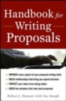 Обложка книги  - Handbook For Writing Proposals, Second Edition