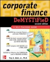 Обложка книги  - Corporate Finance Demystified 2/E