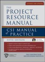 Обложка книги  - Project Resource Manual The CSI Manualof Practice 5/E (EBOOK)