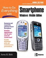 Обложка книги  - How to Do Everything with Your Smartphone, Windows Mobile Edition