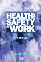 Обложка книги  - Health and Safety at Work: Key Terms