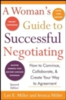 Обложка книги  - Woman's Guide to Successful Negotiating, Second Edition