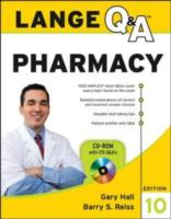 Обложка книги  - Lange Q & A Pharmacy, Tenth Edition