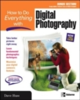 Обложка книги  - How to Do Everything with Digital Photography