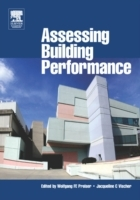 Обложка книги  - Assessing Building Performance