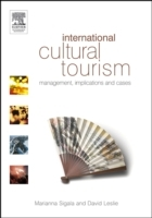 Обложка книги  - International Cultural Tourism