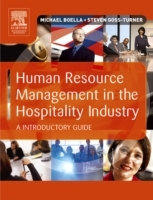 Обложка книги  - Human Resource Management in the Hospitality Industry