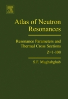 Обложка книги  - Atlas of Neutron Resonances