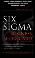 Обложка книги  - Six Sigma Business Scorecard, Chapter 16