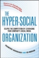 Обложка книги  - Hyper-Social Organization: Eclipse Your Competition by Leveraging Social Media