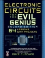 Обложка книги  - Electronic Circuits for the Evil Genius 2/E
