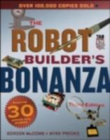 Обложка книги  - Robot Builder's Bonanza, 4th Edition