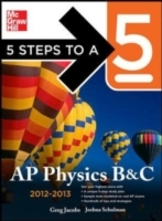 Обложка книги  - 5 Steps to a 5 AP Physics B&C, 2012-2013 Edition
