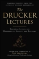 Обложка книги  - Drucker Lectures: Essential Lessons on Management, Society and Economy