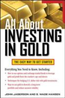 Обложка книги  - All About Investing in Gold