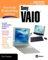 Обложка книги  - How to Do Everything with Your Sony VAIO (R)