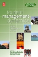Обложка книги  - Tourism Management Dynamics