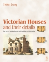 Обложка книги  - Victorian Houses and their Details