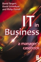 Обложка книги  - IT in Business: A Business Manager's Casebook